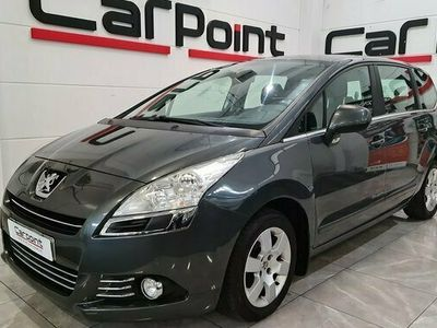 begagnad Peugeot 5008 1.6 THP 2010, SUV 55 900 kr