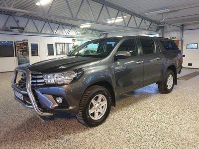 begagnad Toyota HiLux 2,4D Aut 4WD Låga Skatten, 5952: