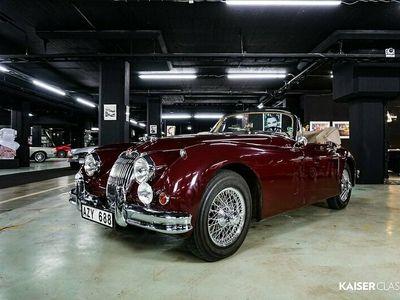 begagnad Jaguar XK XK150 Drophead Coupe 3.4