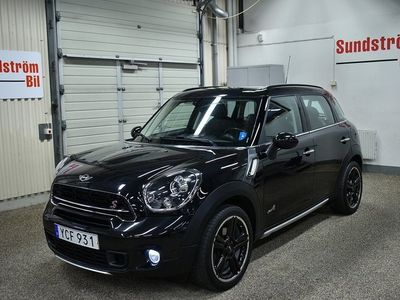 begagnad Mini Cooper SD Countryman ALL4 Drag Aut 2016, Halvkombi 194 900 kr
