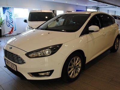 begagnad Ford Focus 1.0T EcoBoost Euro 6 125hk Titaniu -15