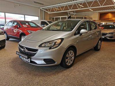 begagnad Opel Corsa 5-dörrar 1.4 Euro 6 LÅG SKATT Enjoy pluspaket