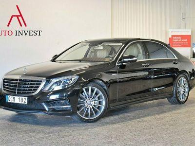 begagnad Mercedes S350 BlueTEC L 7G-Tronic Plus AMG Exclusive SE UTR