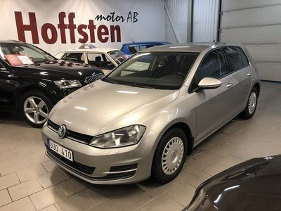 begagnad VW Golf (C) 5-dörrar 1.6 TDI 4Motion Style 105hk