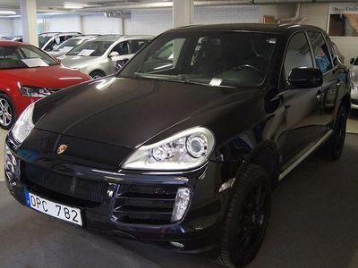 begagnad Porsche Cayenne 24V 4WD SUV, GPS, Auto -08