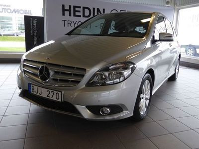 begagnad Mercedes B180 BlueEfficiency