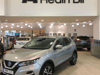 begagnad Nissan Qashqai DIG-T 115 N-CONNECTA AUTOMAT 2018, SUV 199 000 kr