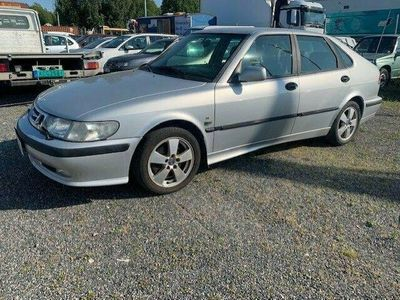 begagnad Saab 9-3 Ny besiktad 5-dörrar 2.0 Turbo SE 185hk