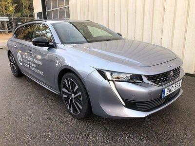 begagnad Peugeot 508 SW GT Plug-in Hybrid 1.6 + 11.8 k
