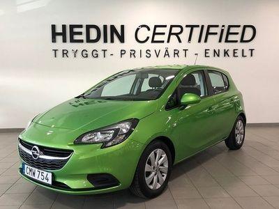begagnad Opel Corsa enjoy5-dörrar 1.4 Manuell 2017, Halvkombi 94 900 kr