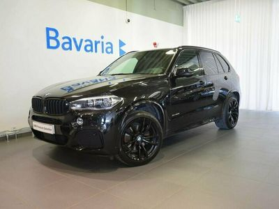 begagnad BMW X5 xDrive 40d M Sport Connected Nav Head Up Panorama