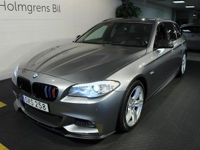 begagnad BMW 535 d M Sport / Drag / Head-up / Nav / Värmare