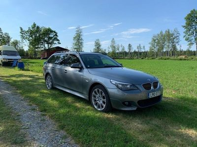 begagnad BMW 525 d xDrive Touring M Sport