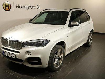 begagnad BMW X5 M50d Innovati