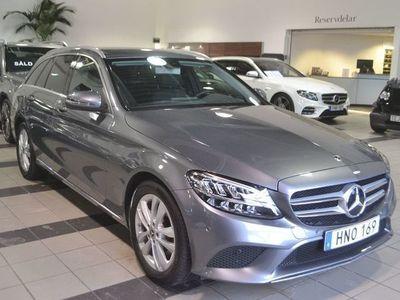 brugt Mercedes C200 200d // Värmare // DEMO