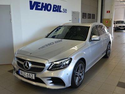 brugt Mercedes C220 d 4Matic, AMG Line, COMAN -19