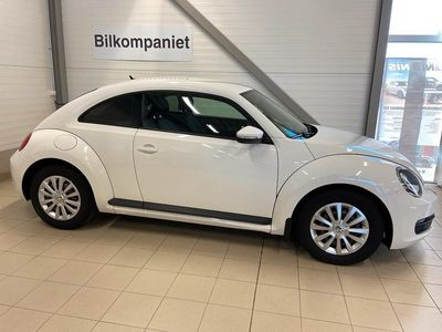 begagnad VW Beetle The1.2 TSI Comfort 105hk