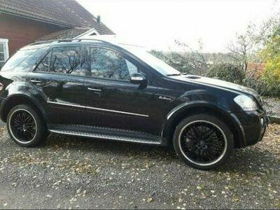 begagnad Mercedes ML63 AMG AMG