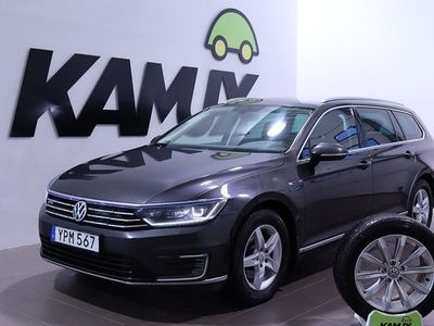 begagnad VW Passat GTE 1.4 TSI Executive | Plug-In Hybrid | Drag | 2018, Kombi Pris 224 900 kr