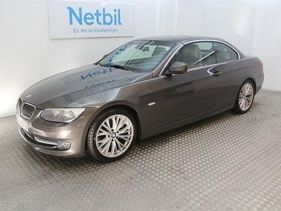 begagnad BMW 325 Cabriolet i Automat 2011, Cab 170 000 kr