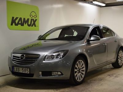 brugt Opel Insignia 2.0 Turbo 4x4 Aut Edition (220hk)