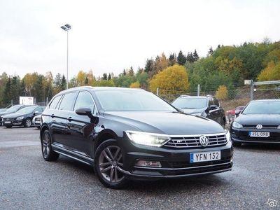 begagnad VW Passat TDI 4M R-LINE DSG EXECUTIVE EU6