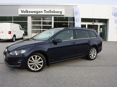 begagnad VW Golf Sportscombi TDI 150 DSG