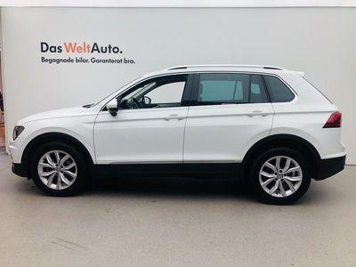 begagnad VW Tiguan 1.4 TSI 150 4M Executive Värmare 2018, SUV 259 900 kr