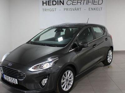 begagnad Ford Fiesta Titanium 1.0 100HK