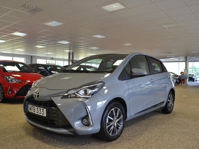 begagnad Toyota Yaris 5DR 1,5 Y20 VINTERHJUL INGÅR