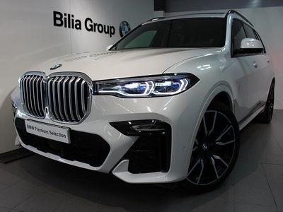 begagnad BMW X7 30d xDrive M-Sport Executive Drive Pro