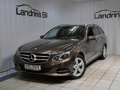 brugt Mercedes 220 E-KLASST BlueTEC 4MATIC 7G-Tronic Euro 6 170hk