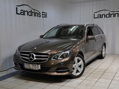 gebraucht Mercedes 220 E-KLASST BlueTEC 4MATIC 7G-Tronic Euro 6 170hk