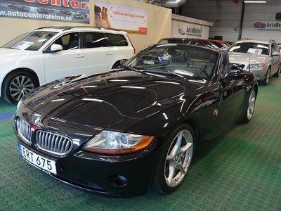 begagnad BMW Z4 3.0i 231hk