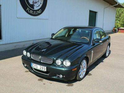 begagnad Jaguar XJ Facelift, 2.7 D, mycket fin