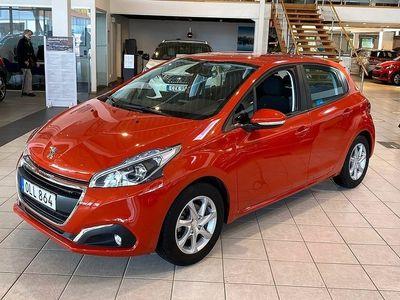 begagnad Peugeot 208 1.2 Active 5D
