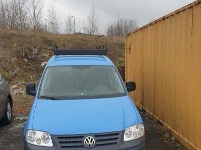 second-hand VW Caddy Panel Van 1.9 TDI HD-Edition 105hk