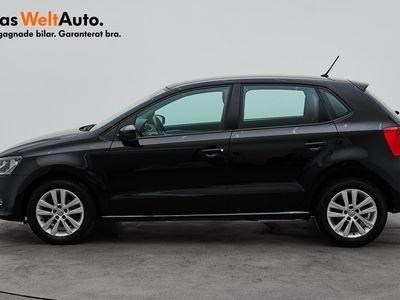 begagnad VW Polo TSI 90 DSG / Sensorer / Farthållare