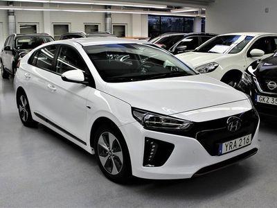 begagnad Hyundai Ioniq Electric 28 kWh 120hk PREMIUM -19
