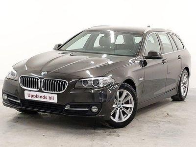 begagnad BMW 528 iA XDRiVE LCI TOURING AUTOMAT SPORTPA