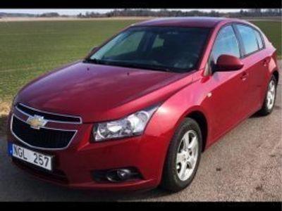 begagnad Chevrolet Cruze -12