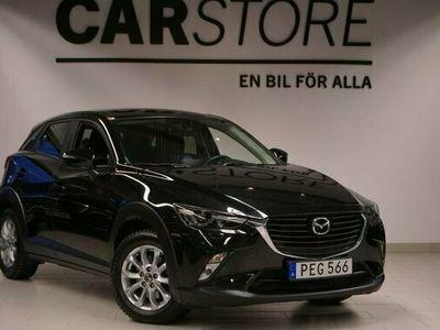 begagnad Mazda CX-3 2.0 SKYACTIV-G Automat 2017, SUV Pris 164 900 kr