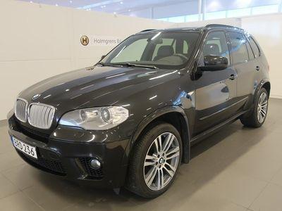 gebraucht BMW X5 xDrive 40d / M-Sport / Komfortstolar / Sv-Såld