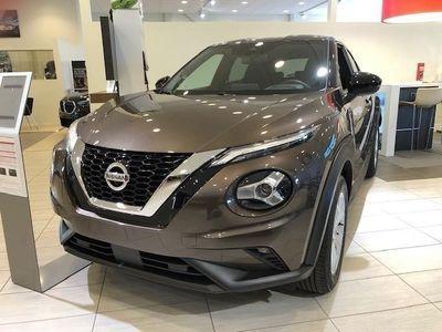 begagnad Nissan Juke DIG-T 117 DCT N-Connecta Tech Pack + 2-Tone