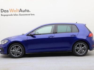 begagnad VW Golf TSI150 R-Line/Pluspkt/Pvärm