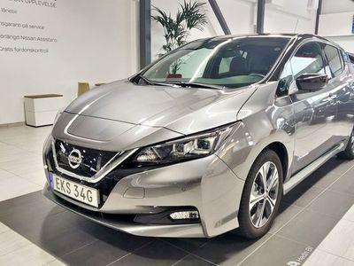 begagnad Nissan Leaf TEKNA 40 KWH DEMOBIL