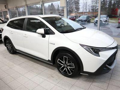 begagnad Toyota Corolla Touring Sports Hybrid TREK 1,8 ELHybrid