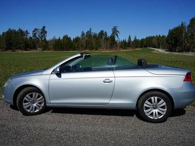 begagnad VW Eos 2.0 cab
