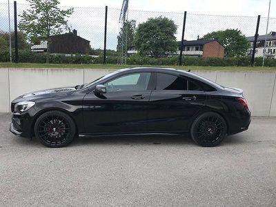 begagnad Mercedes 220 CLA Benzd 7G-DCT AMG Sport 2018, Sportkupé 309 000 kr