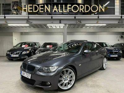 begagnad BMW 325 d Coupé Auto M Sport, 197hk Taklucka Drag